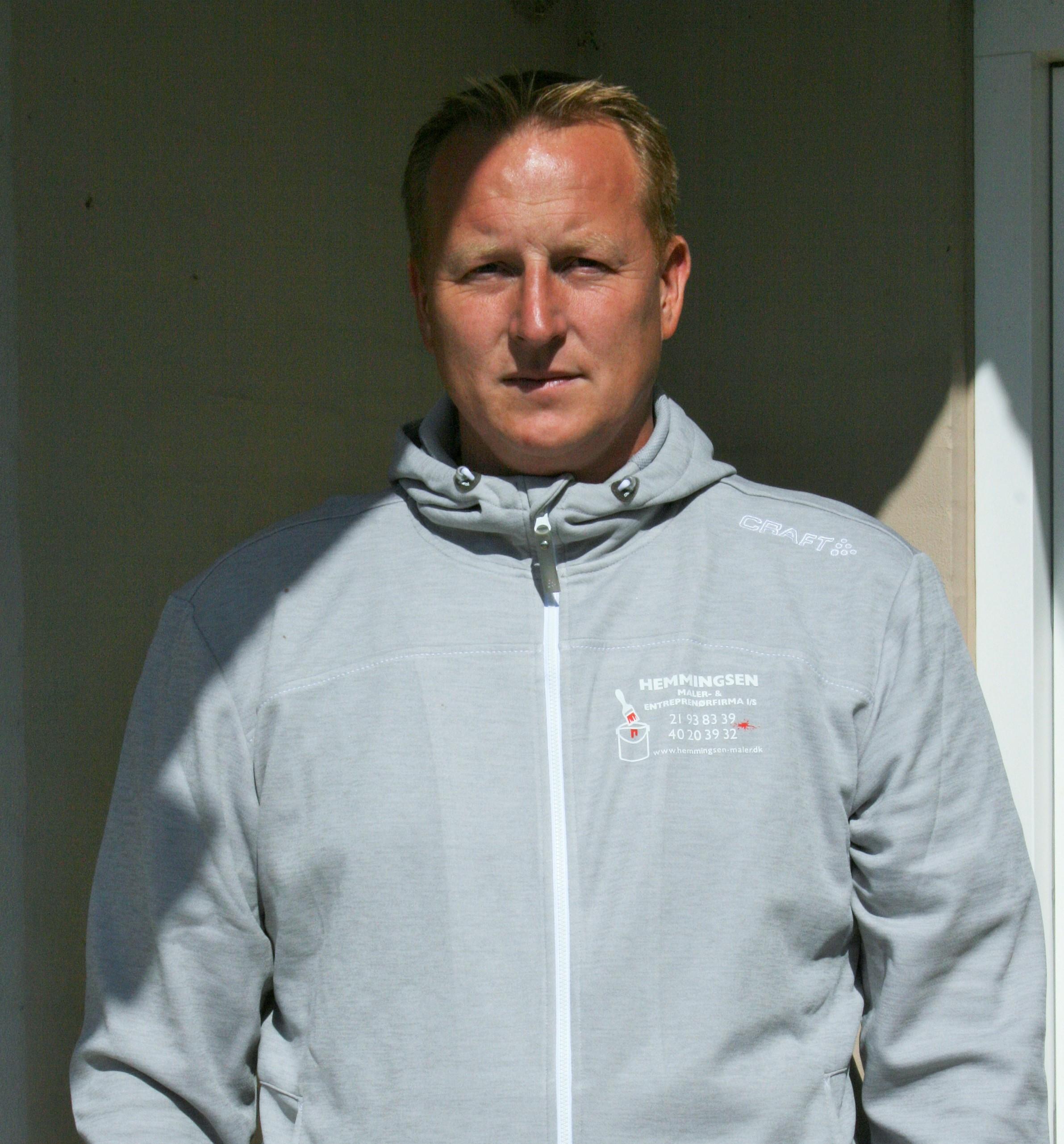 Jens Hjemmeside